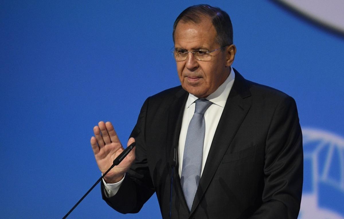 Сергей Лавров: Россия обеспокоена попытками США и ЕС вмешиваться в дела Белоруссии