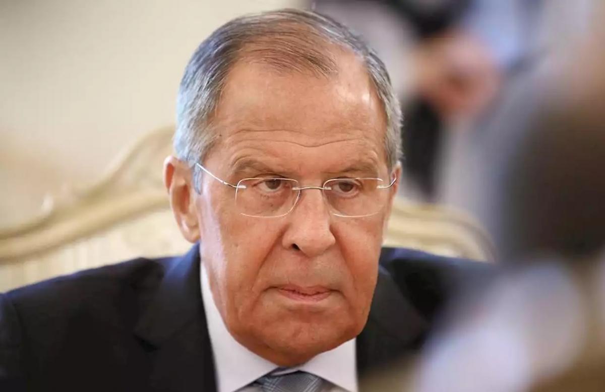 Сергей Лавров МИД