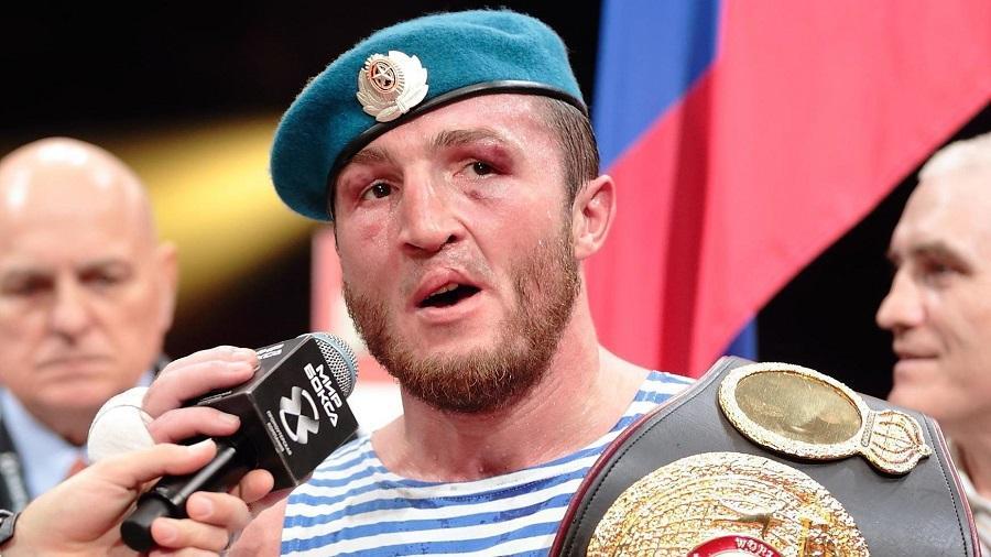 Боксер Денис Лебедев раскритиковал выходку Мамаева и Кокорина: «Предлагаю этим парням напасть на меня»