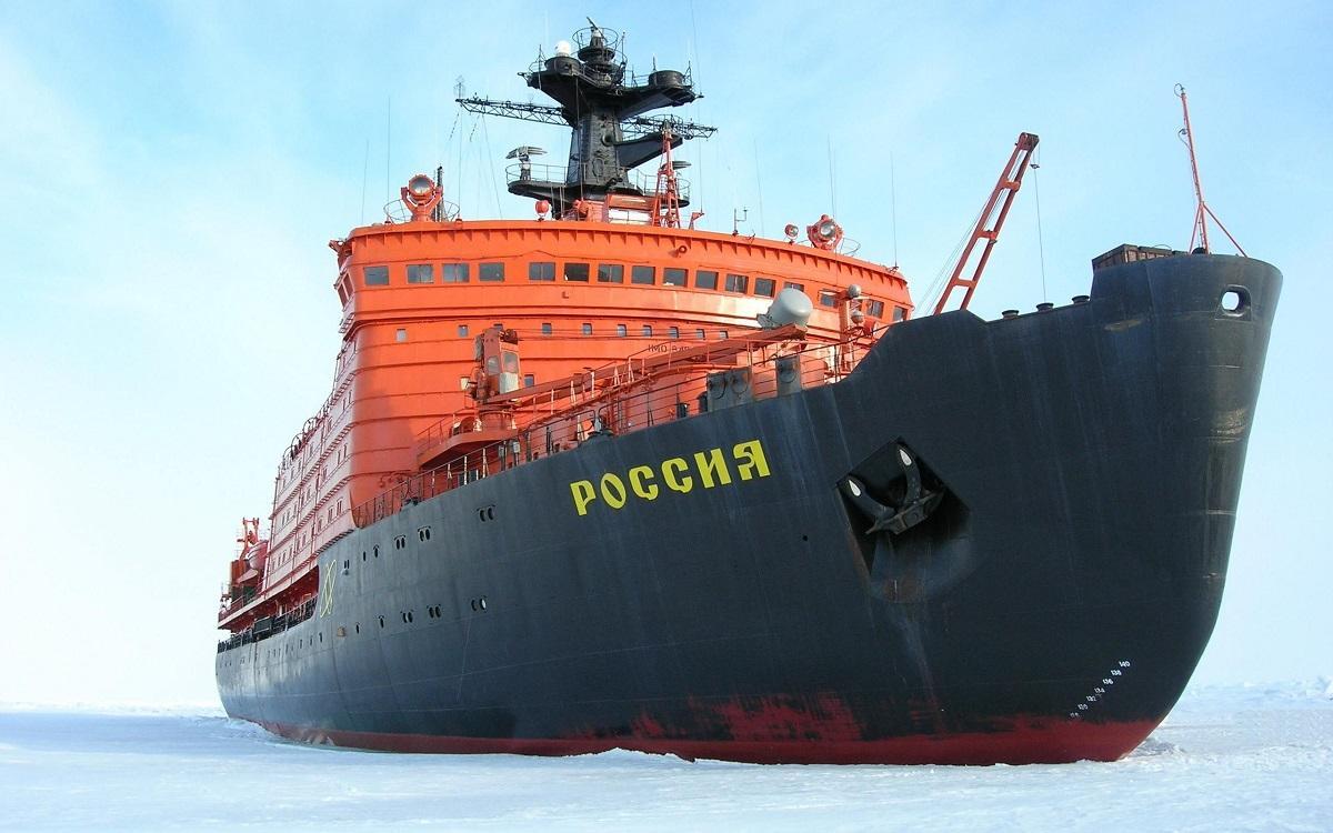 В США рассказали о неожиданной роли российских ледоколов