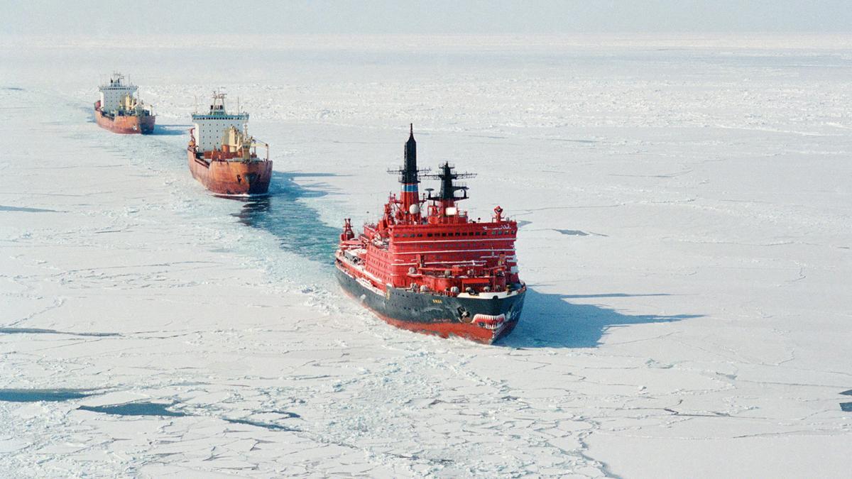 """Военный обозреватель Баранец: """"Противостояние в Арктике попахивает порохом и кровью"""""""