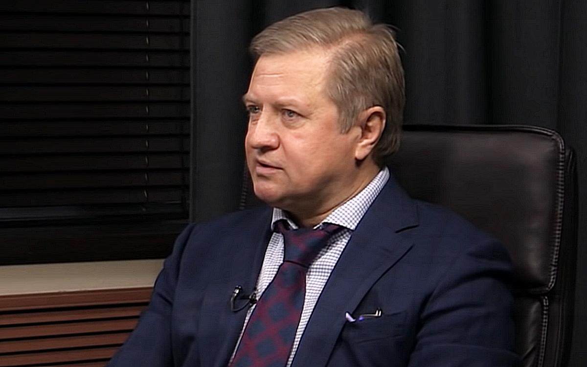 Социолог и политолог Владимир Лепехин