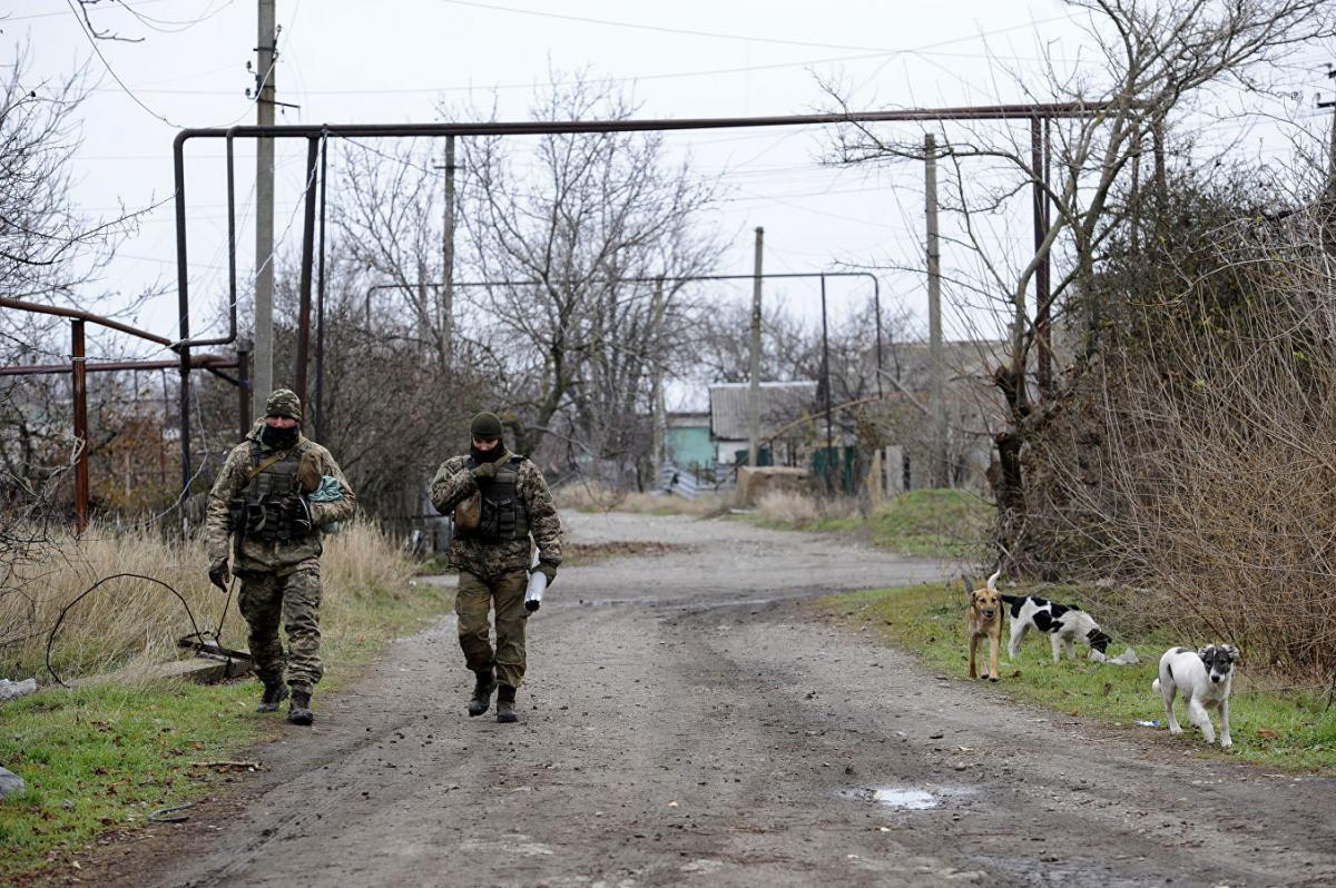 ВСУ укрепляет позиции: наемные снайперы замечены близ ЛНР