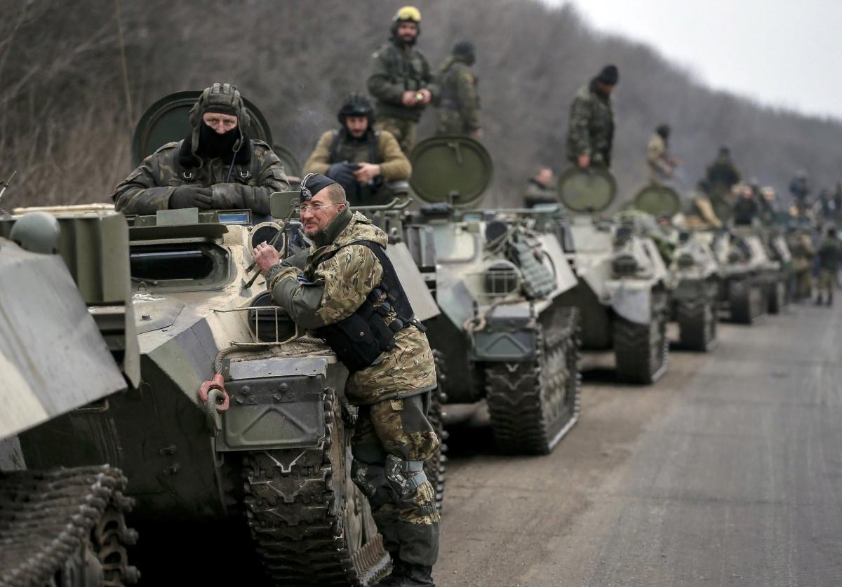 Войска ЛНР