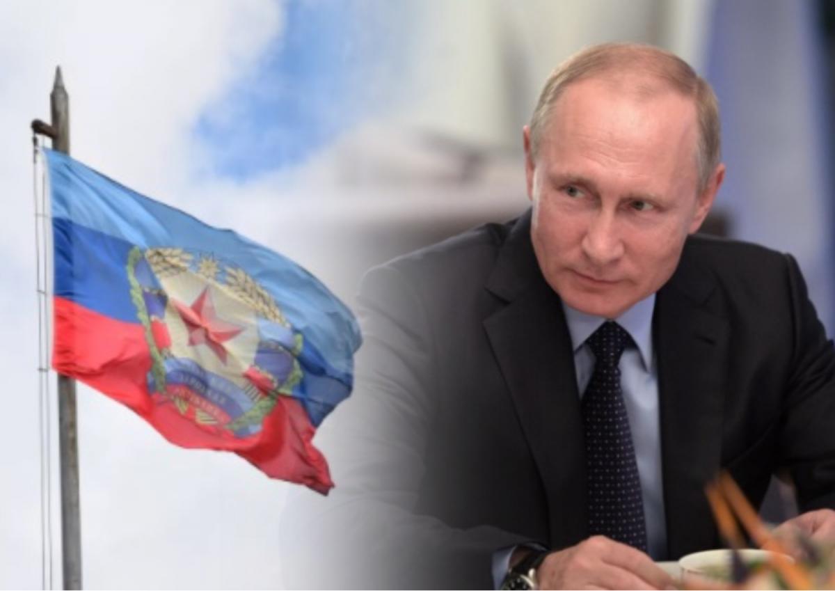 Луганчанка пресекла вопрос о Путине