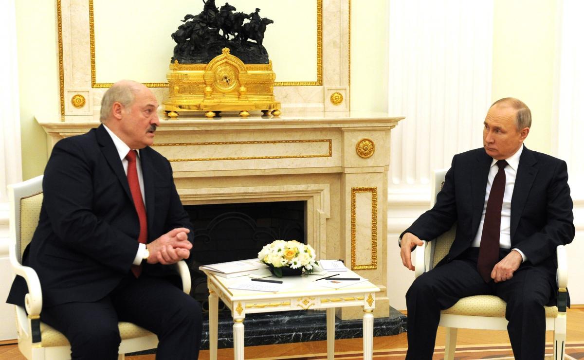 Публицист Шулика: Кремль послал четкий сигнал Лукашенко на встрече с Путиным