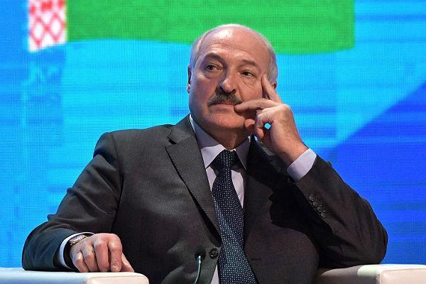 Лукашенко секретное совещание