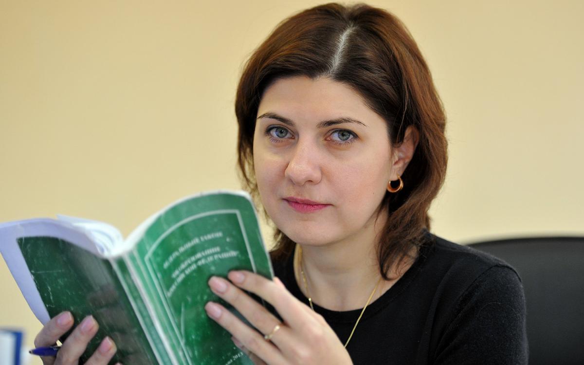 Марина Лукашевич Минобрнауки