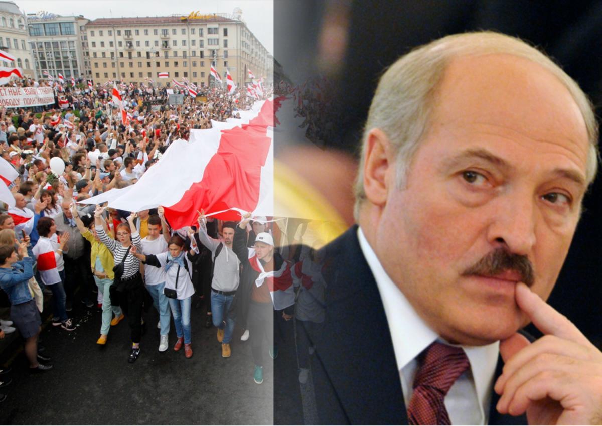 Хазин назвал срок, до которого Запад должен свергнуть Лукашенко