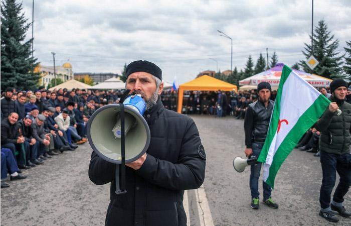 Земельный конфликт в Ингушетии: парламент намерен голосовать повторно