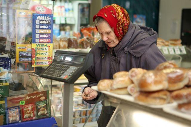 Рост цен на продукты в России достигнет максимума весной