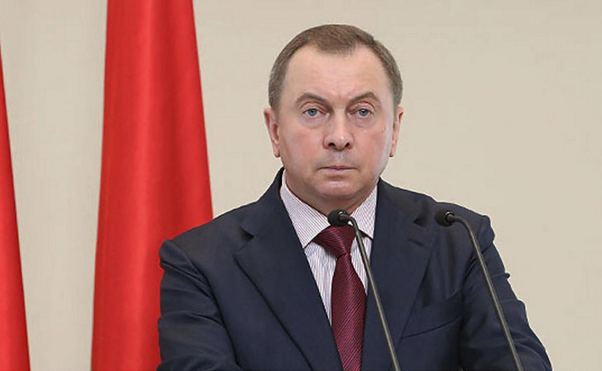 Глава МИД Белоруссии рассказал о заморозке политического диалога с Украиной