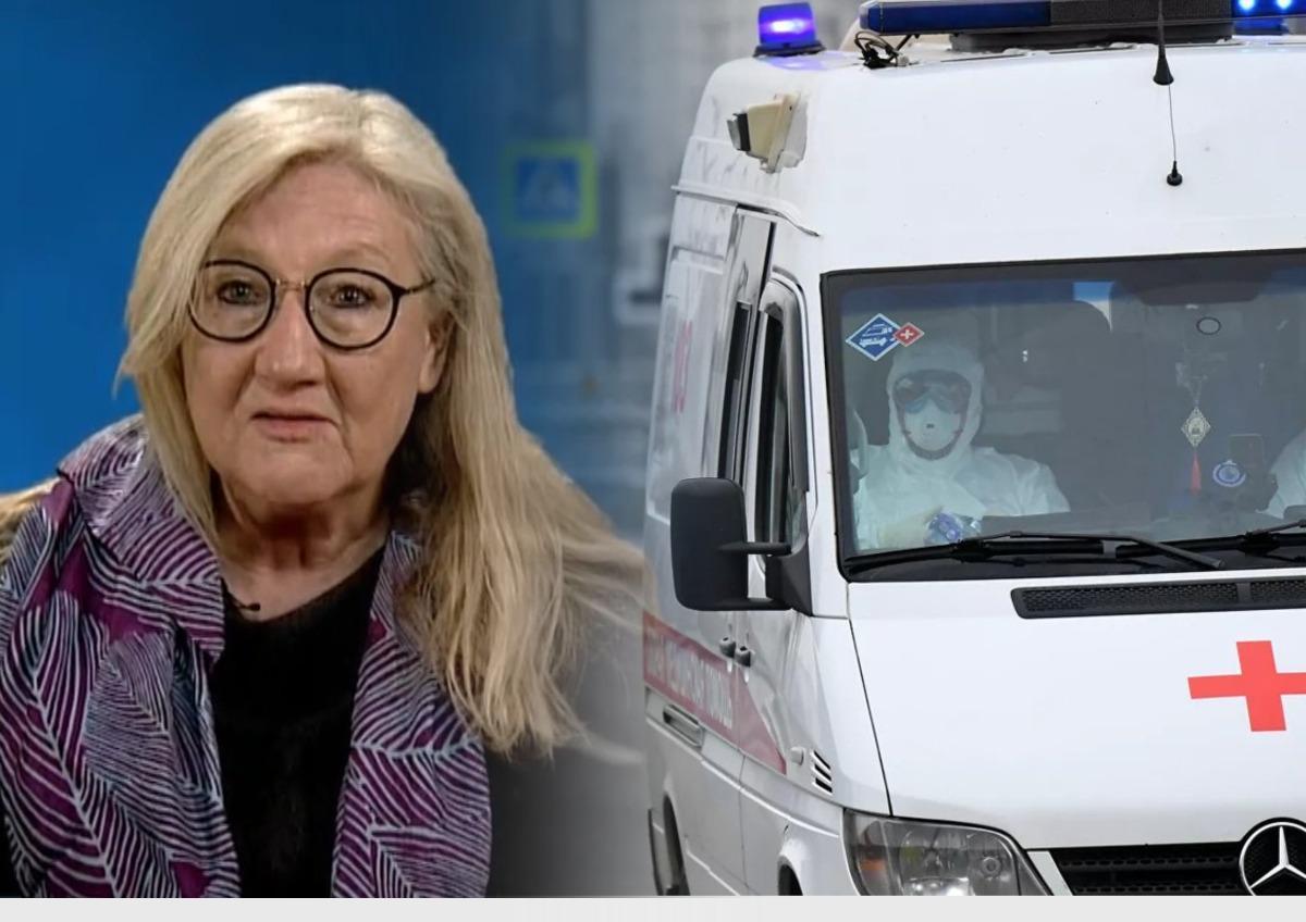 Представитель ВОЗ Маргарет Харрис скорая помощь Россия