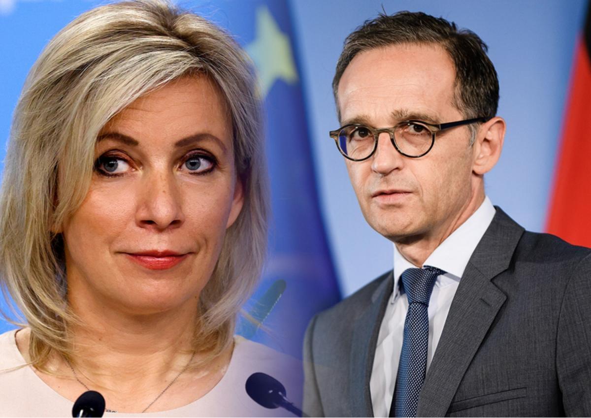 Захарова по пунктам обесценила новый выпад Германии против «Спутник V»