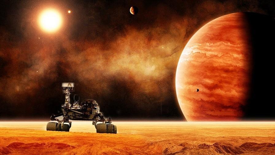 Загадки Марса: 10 самых странных объектов, обнаруженных на Красной планете