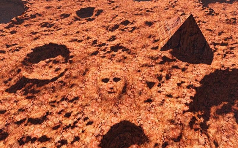 Соцсети шокировало видео подтверждений существования жизни наМарсе