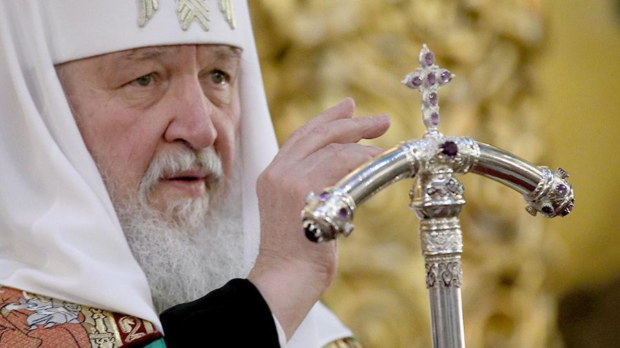 «Мы сегодня строим в среднем три храма в сутки», заявил Патриарх Кирилл