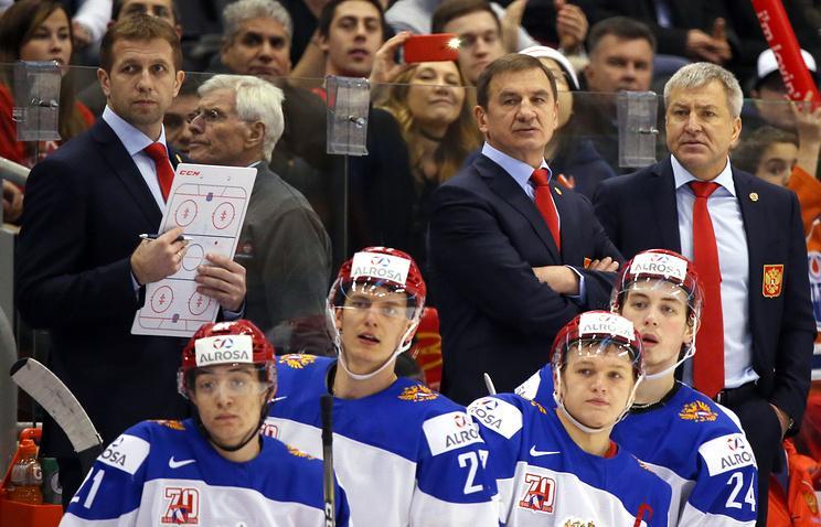 Молодежный чемпионат мира по хоккею 2017-2018 состав сборной России расписание игр где смотреть прямую трансляцию матчей