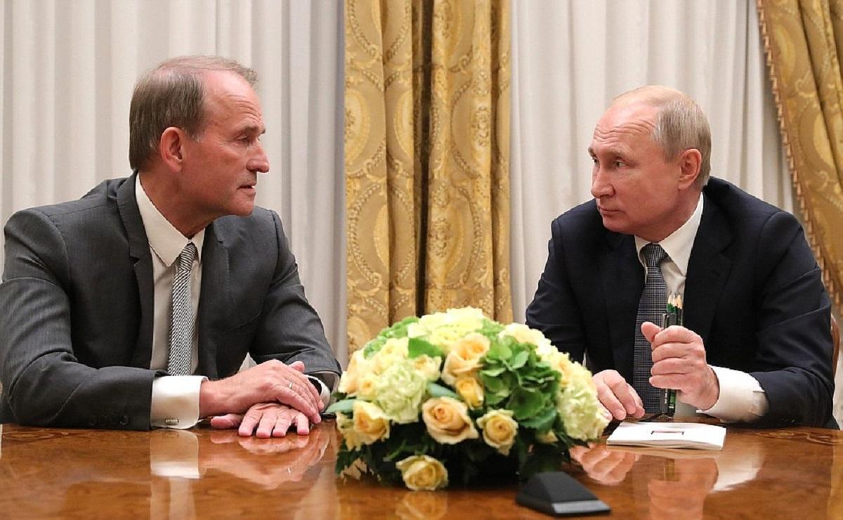 Медведчук рассказал, как Украине договориться с Россией
