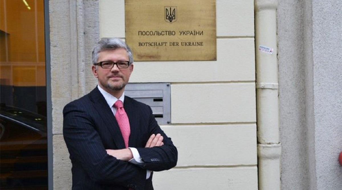 Украинский посол в Германии попросил дать его стране ядерную бомбу