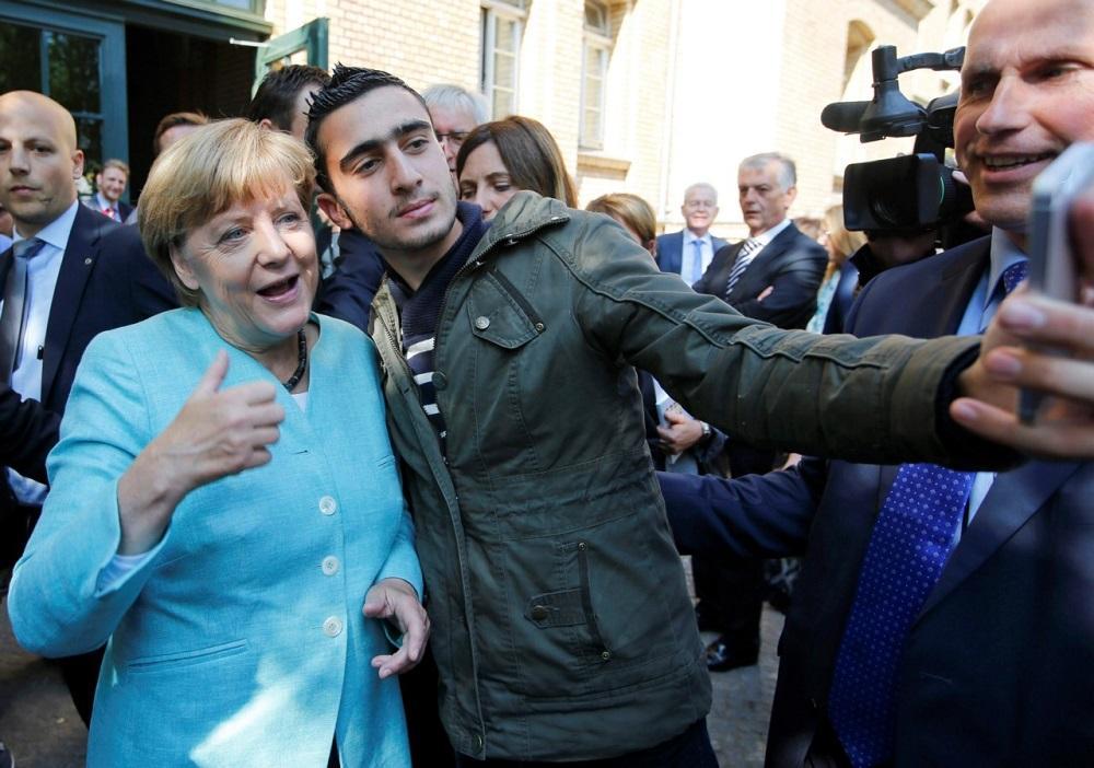 Меркель должна решить проблему мигрантов в ЕС за 2 недели