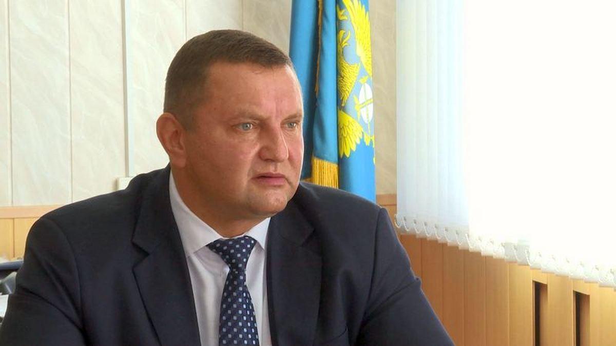 Николай Меркулов, руководитель управления ФАС по Астраханской области