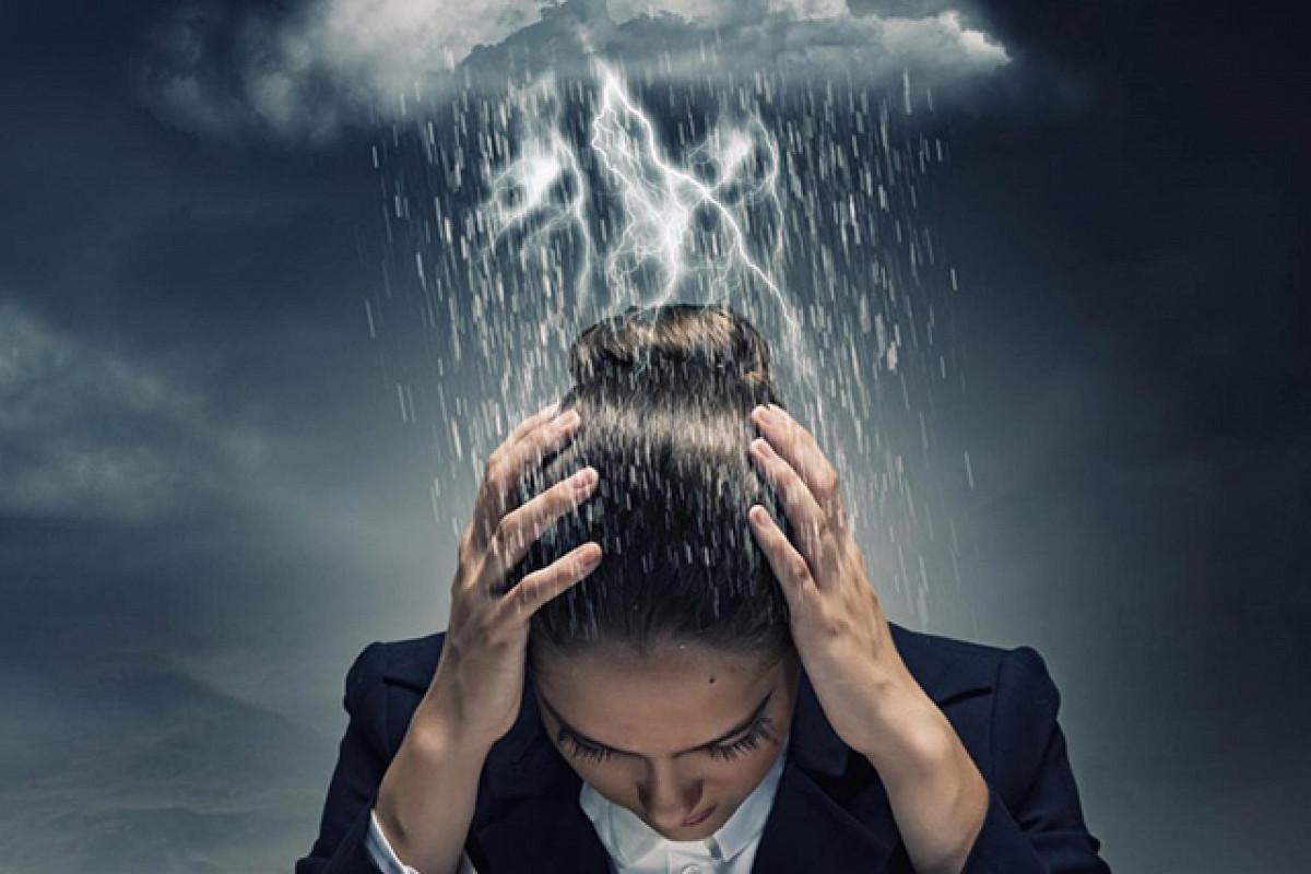 Резкие перепады погоды головная боль