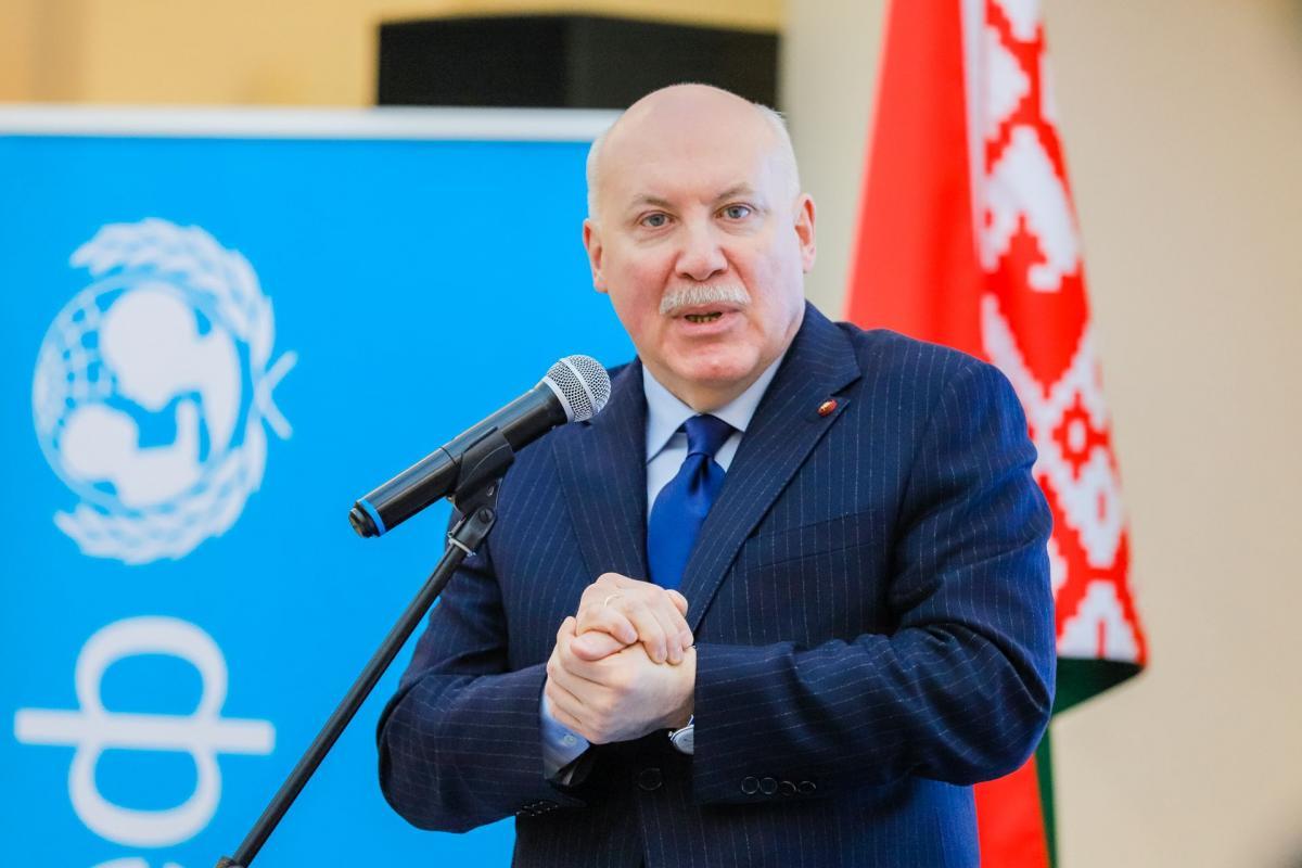 посол Мезенцев выступление