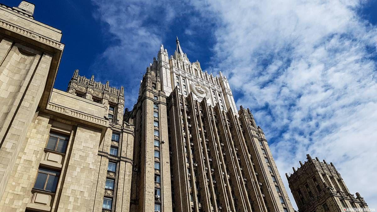 Россия призывает новый парламент Украины использовать вотум доверия народа для мирных целей