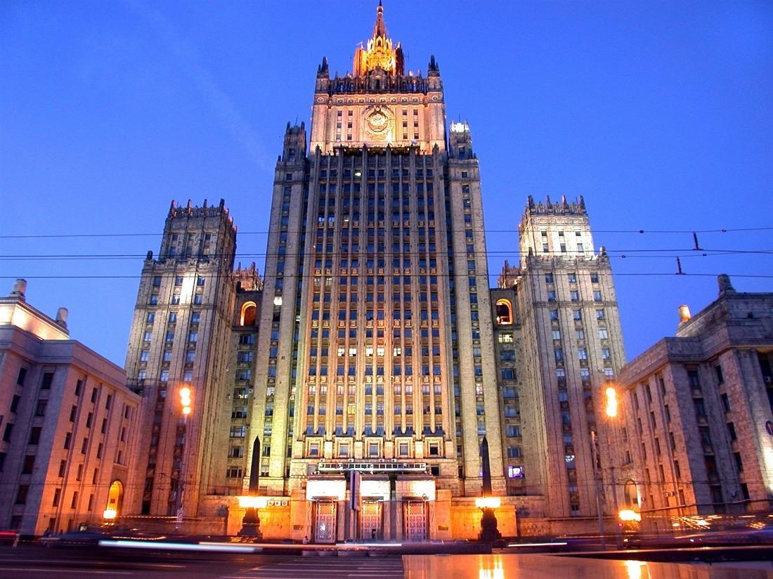 МИД РФ объяснил, зачем Запад нагнетает истерию и обвиняет Москву в кибератаках на Украину
