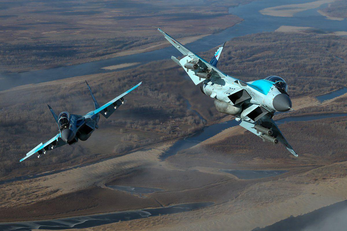 МиГ-35 картинка