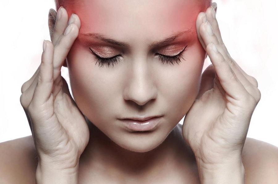 Снижение веса избавит от головной боли