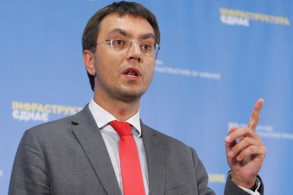 Сообщение ж/д между Россией и Украиной невозможно сообщил Владимир Омелян
