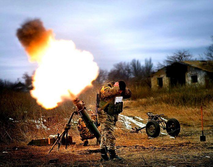ВСУ обрушили град снарядов на Донбасс