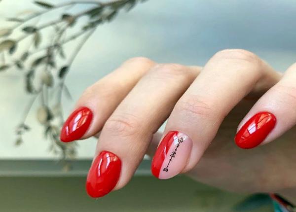 Самый модный маникюр сезона весна-2019: 37 стильных идей майского дизайна ногтей, фото