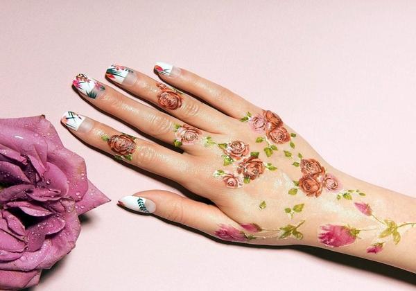 Самый красивый маникюр-2019: 61 фото модного дизайна ногтей популярного у всех женщин мира