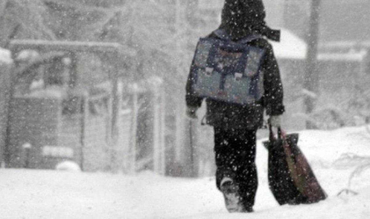 Кондуктор выгнала ребенка на мороз