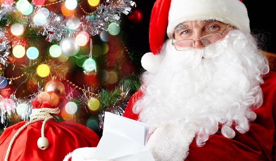 Дед Мороз умер во время детского утренника