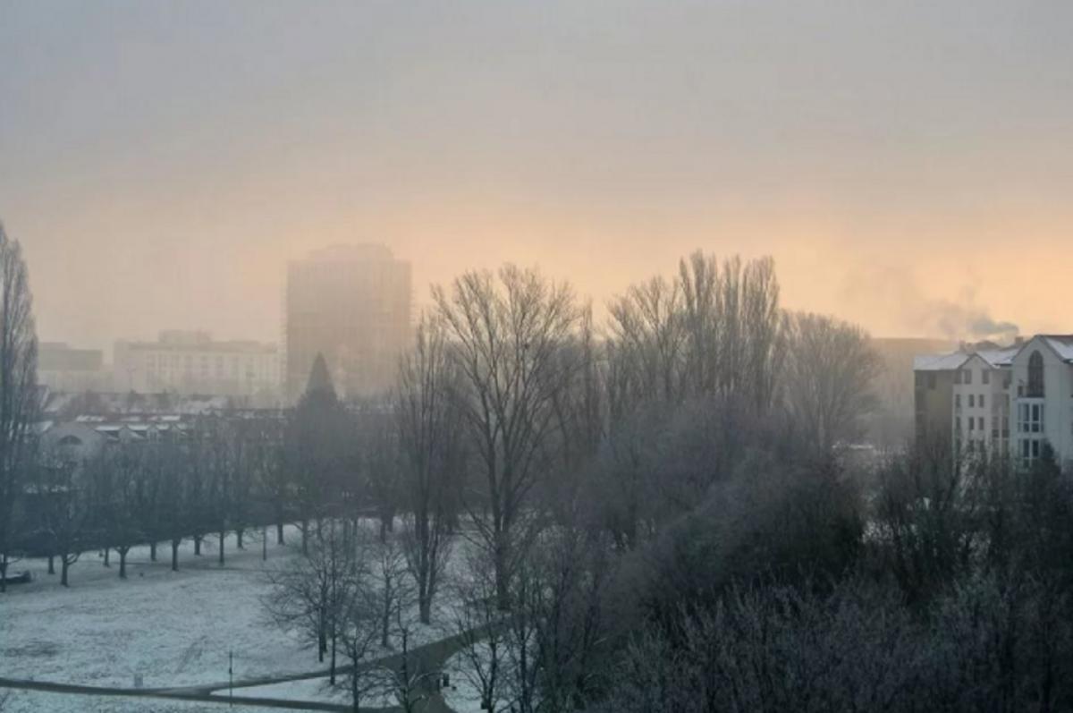 Аномальные морозы в Астрахани - прогноз