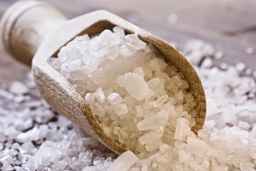 В соли обнаружили пластик