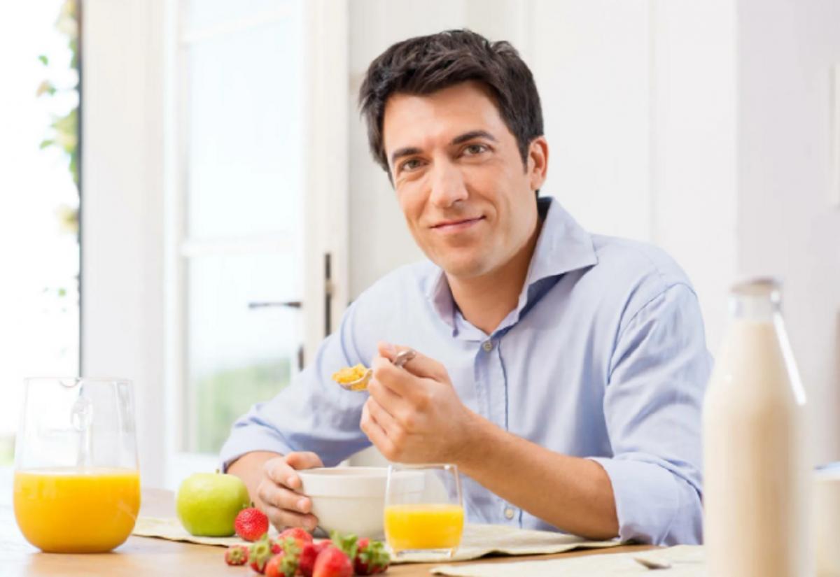 Правильные продукты для мужчин
