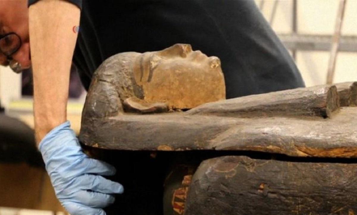древнеегипетские мумии