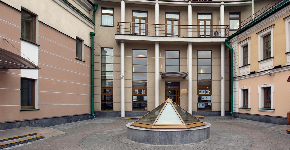 Дом русского зарубежья имени Солженицына