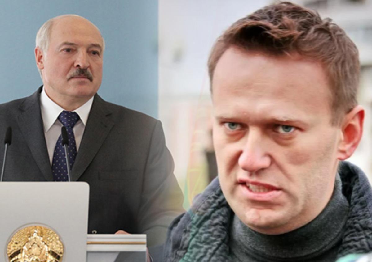 Навальный озвучил Лукашенко план выходы из кризиса