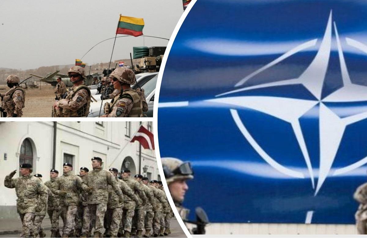 В США признали бессилие НАТО в защите Прибалтики от России