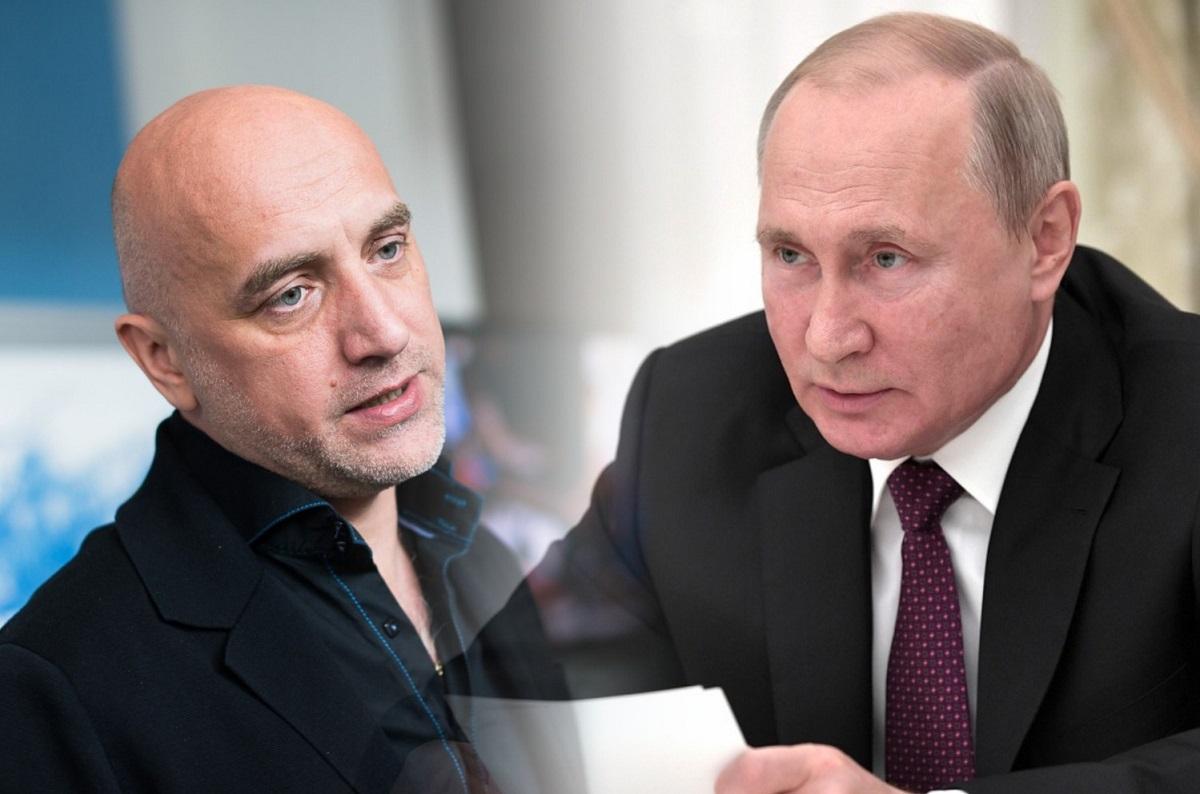 """Прилепин рассказал, что будет, если """"жахнет"""" в Белоруссии"""