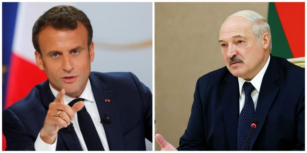 Лукашенко ответил Макрону на заявление об отставке