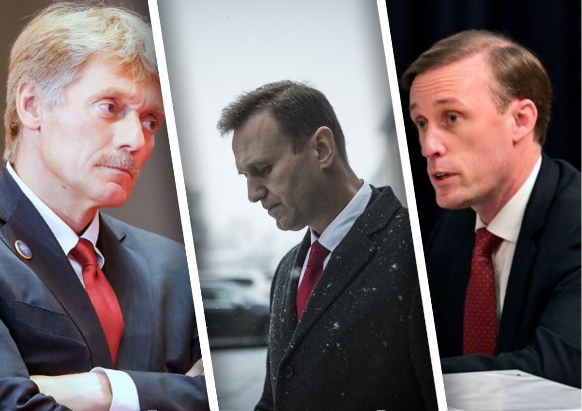 Кремль ответил на предупреждение США о мерах в случае смерти Навального