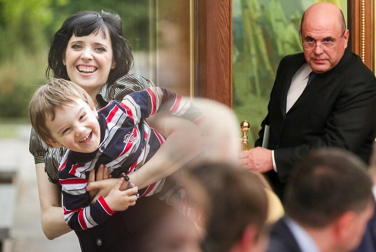 Кабмин РФ обсудит выделение средств из резервного фонда на детские выплаты