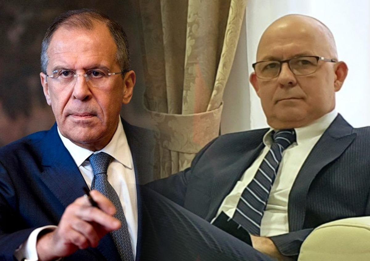Максим Федоренко объяснил слова Лаврова о грядущих потерях $8 трлн
